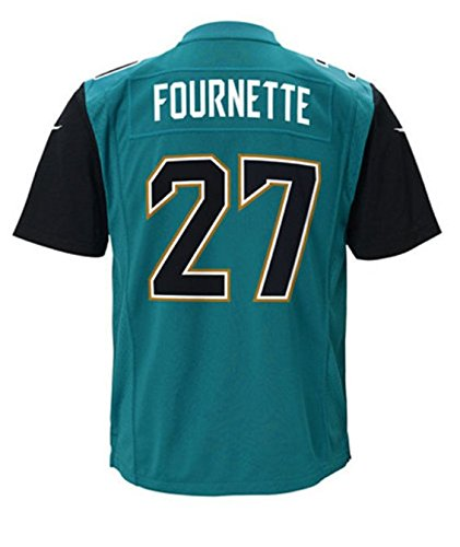 NIKE Fournette Jacksonville Jaguars Youth Jersey (Youth Sizes) (YOTH Large 14-16)