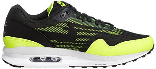 Nike AIR MAX LUNAR 1 JCRD Zapatillas Sneakers Negro Amarillo para Hombre