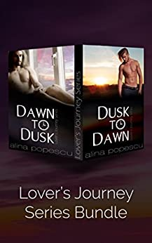 Lover's Journey - Gay Contemporary Romance Series Bundle by [Popescu, Alina]