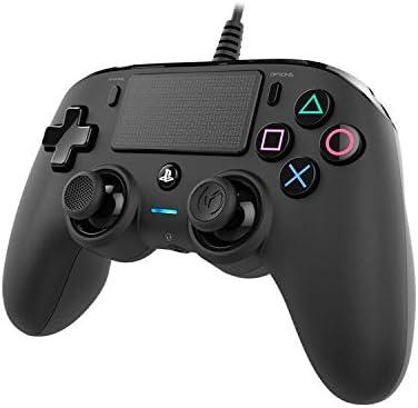 Comprar Nacon - Mando Compacto para PS4, color Negro
