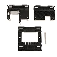 MagiDeal Full Set Plastic Parts Kit For Makerbot Replicator 3D Printer MK8 MK7 ABS by MagiDeal