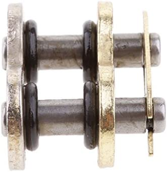 ハーレー、トライアンフ、ホンダATVなど適合 オートバイ チェーン O-リング 接続マスター リンク用 全3種類 - 520H