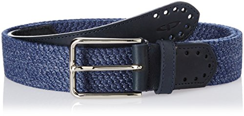 Color Plus Men's Leather Belt