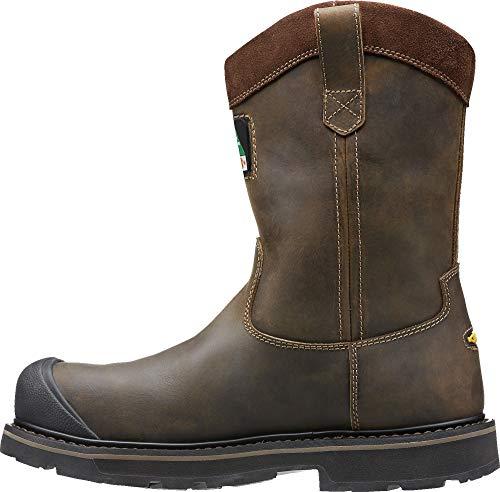 Amazon.com | Keen Utility Mens Tacoma Wellington XT CSA-M Work Boot | Industrial & Construction Boots