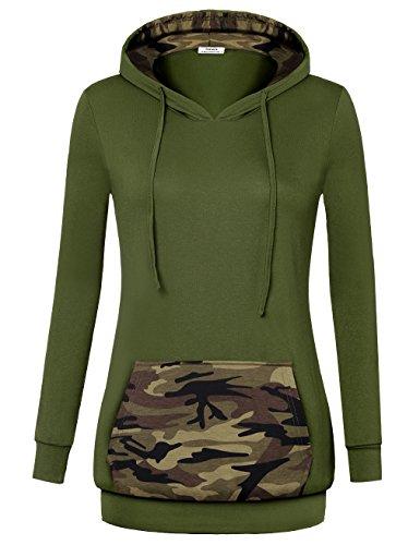 Fleece Army Pullover - 3