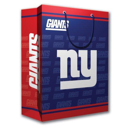 NFL New York Giants Gift Bag, Medium