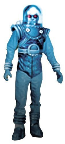 DIAMOND SELECT TOYS The Batman Secret Files Rogues Gallery Figure: Mr. Freeze