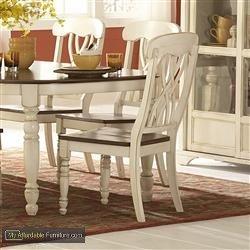 Homelegance Ohana Side Chair - Set of 2 (Antique -