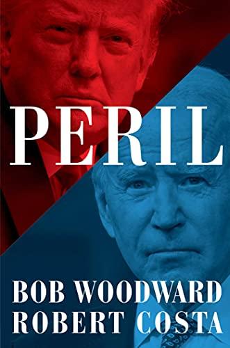 Book Cover: Peril
