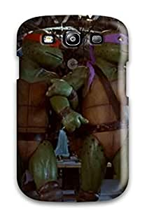Hot Fashion CEsLUwG1574ouknq Design Case Cover For Galaxy S3 Protective Case (teenage Mutant Ninja Turtles )