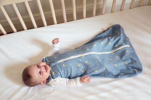 Ni/ño Ni/ña 0-6/meses Ergobaby Saco de Dormir Bebe Reci/én Nacidos en Algod/ón TOG/1.0 Elephant