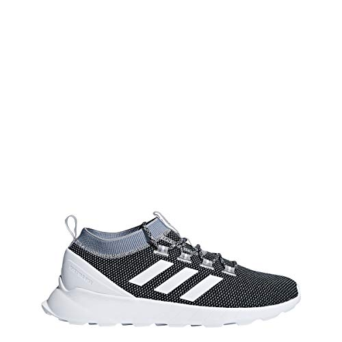 Adidas Questar Rise - Zapatillas de Running para Hombre, Black/White/Raw Grey, 7.5 M US