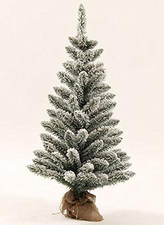 2.5 Foot Jr Prince Flock Artificial Christmas Tree - Amazon.com: 2.5 Foot Jr Prince Flock Artificial Christmas Tree: Home
