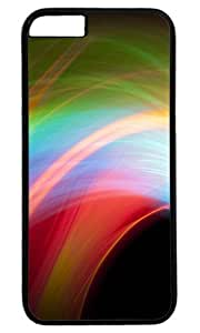 Color Abstract Art Easter Thanksgiving Personlized Masterpiece Limited Design PC Black Case for iphone 6 by Cases & Mousepads