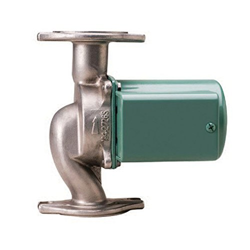 Taco 0012-SF4 Circulator Pump Stainless Steel with Flange