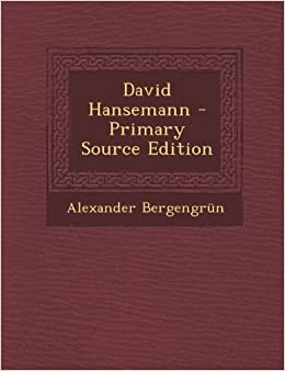 David Hansemann