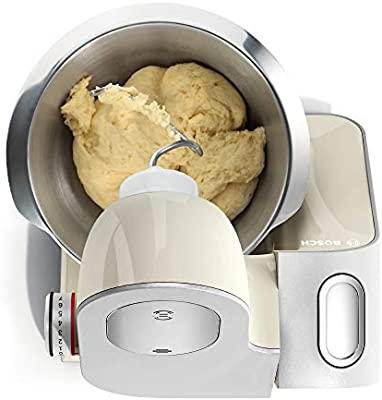 Bosch MUM58920 - Robot de cocina (1000 W, acero inoxidable), color beige: Amazon.es: Electrónica