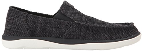 Sanuk Men's Vagabond Tripper Mesh Loafer Black cheap new styles voIvFWoX