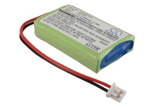 High Capacity Cameron Sino 500mAh Li-Polymer Replacement Battery for Dogtra Transmitter 2300NCP, Transmitter 2302NCP, 2302NCP Advance, 310-354-0101, fits Dogtra BP74T2, AE602048P6H, AE562438P6H