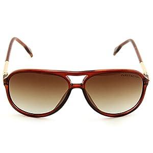 Round Shape brown Polarized Fashion Relax Sunglasses