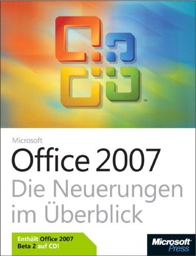 Microsoft Office 2007, m. CD-ROM