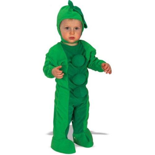Pea in the Pod Newborn Costume]()