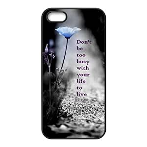 Be Free Use Your Own Image Phone Case for Iphone 5,5S,customized case cover ygtg580714