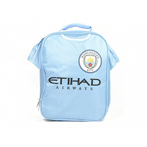 Manchester City FC Official Soccer Kit Lunch Bag – DiZiSports Store