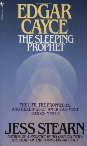 Edgar Cayce The Sleeping Prophet