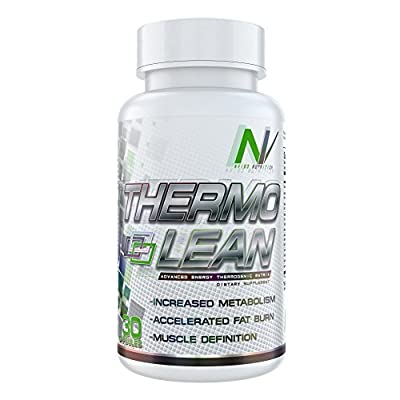 THERMO LEAN: #1 Quick Fat Burning Supplement + Increase Metabolism and Kill Cravings with science backed formulas. NEW!
