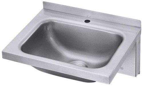 Contacto Edelstahl 18/10 Handwaschbecken