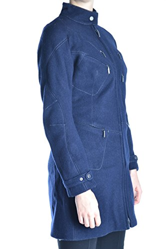 Brema Mujer MCBI051013O Azul Lana Abrigo