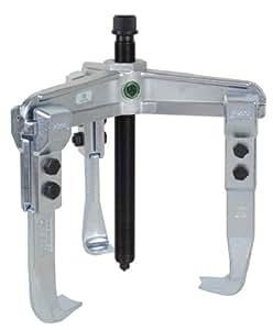 Kukko 30-3 - Extractor mecánico universal de 3 brazos para trabajos pesados (250 x 200 mm)