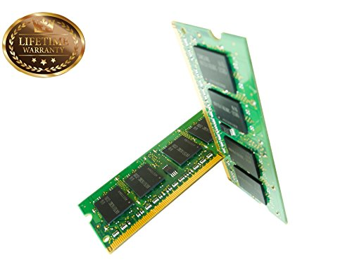 CenterNEX® 2GB Memory KIT (2 x 1GB) For Advent 6000 Notebook Series 6001. SO-DIMM DDR2 NON-ECC PC2-4200 533MHz RAM Memory. (6001 Series)
