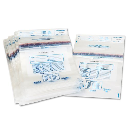 PMC58013 - PM Tamper Evident Coin Tote