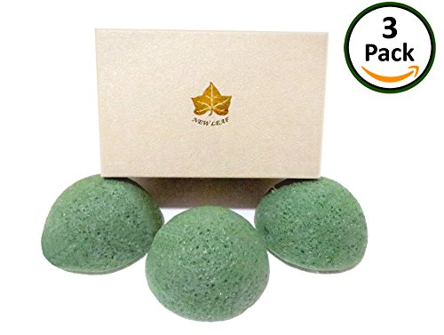 green-tea-konjac-sponge-3pk-medium-100-natural-antioxidant-anti-aging-ideal-gift-for-beautiful-skin-