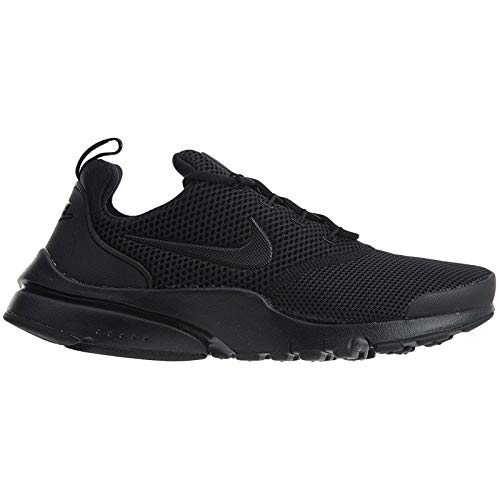 newest 81dce 24707 Galleon - Nike Mens Presto Fly Running Shoes Black Black 908019-001 Size 8