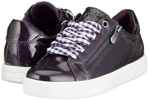 557 Marco Morado Zapatillas 31 23741 purple Mujer Patent Tozzi Para rxqrzpBw