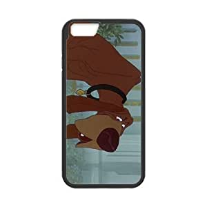 iphone6 4.7 inch Phone Case Black Lady and the Tramp Trusty JHI2335569