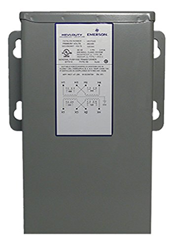 - SolaHD HS19B150 Buck - Boost Dry Type Distribution Transformer, 1 Phase, Non-Encapsulated, 0.15 kVA, 120/240V - 12/24V, 12.5/6.25 Amp, 50/60 Hz, 7.5