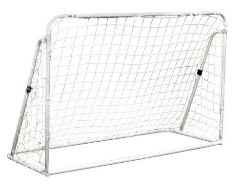 Champion Sports 3-in-1 Trainer Soccer Goal Set, White