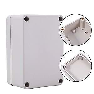 Amazon.com: Equipos Electrónicos caja, 100 mmx68mmx50 mm ...