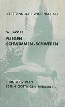 Book Fliegen · Schwimmen Schweben (Verständliche Wissenschaft)