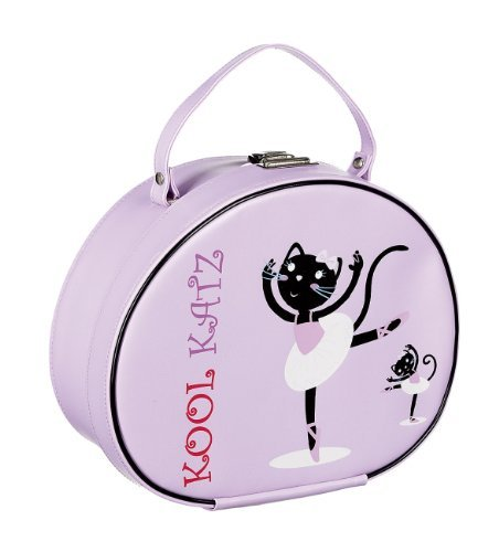 Girls Lilac Ballet Dance Bag Case By Katz Dancewear KB15 Christmas