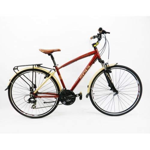 Bicicleta 700 Soul Copenhague Retrô 21V (Qdo 17)