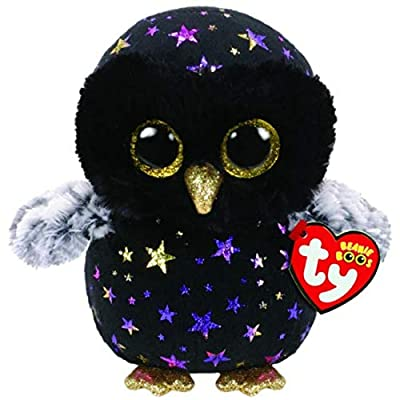 "Ty Beanie Boos 6"" Hyde Owl, Perfect Plush!: Toys & Games"