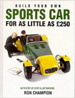 Build Your Own Sports Car for as Little as £250
