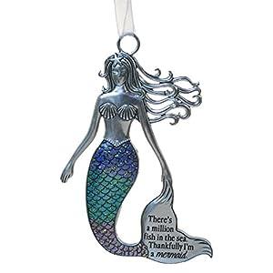 41ZNLV5mepL._SS300_ 100+ Mermaid Christmas Ornaments