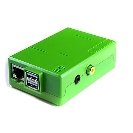 ModMyPi MMPBlk - Carcasa para Raspberry Pi modelo B, color ...