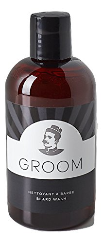 Handmade, All-Natural, Beard WASH Made by Groom